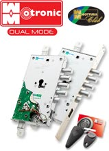 Mobili lavelli motronic serratura elettronica motorizzata for Serrature mottura leroy merlin