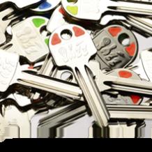 Duplicazione di chiavi per cancelli, auto, moto e tanto altro